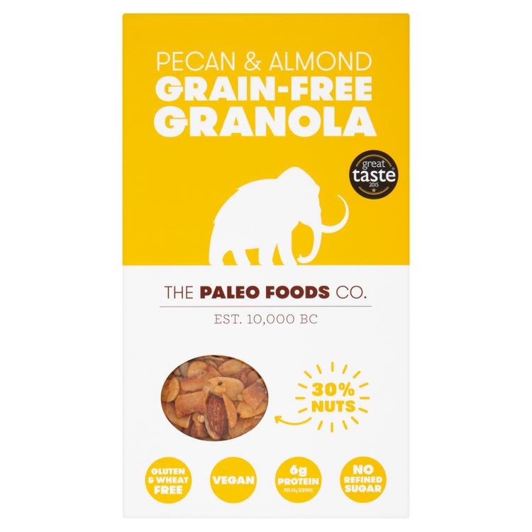 Pecan & Almond